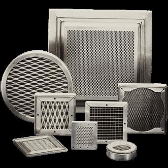 Pannelli di ventilazione