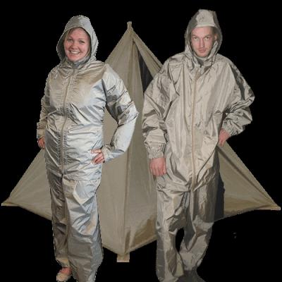 Tende di Faraday & protezione personale