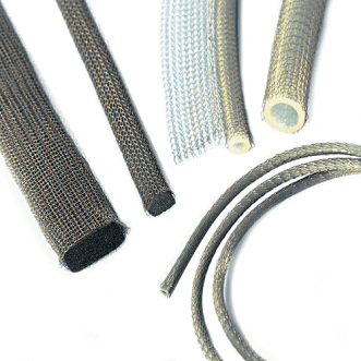 1200 - Guarnizione EMI / RFI a maglia in metallo