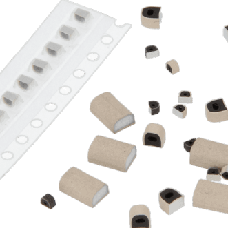 Guarnizioni di schermatura PCB in gomma conduttiva