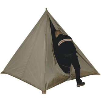 Schermate tende di Faraday