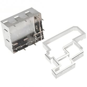 Schermatura PCB - Produzione di grandi volumi