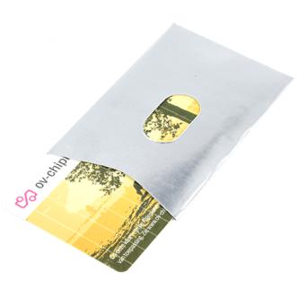 Schermatura della scheda RFID